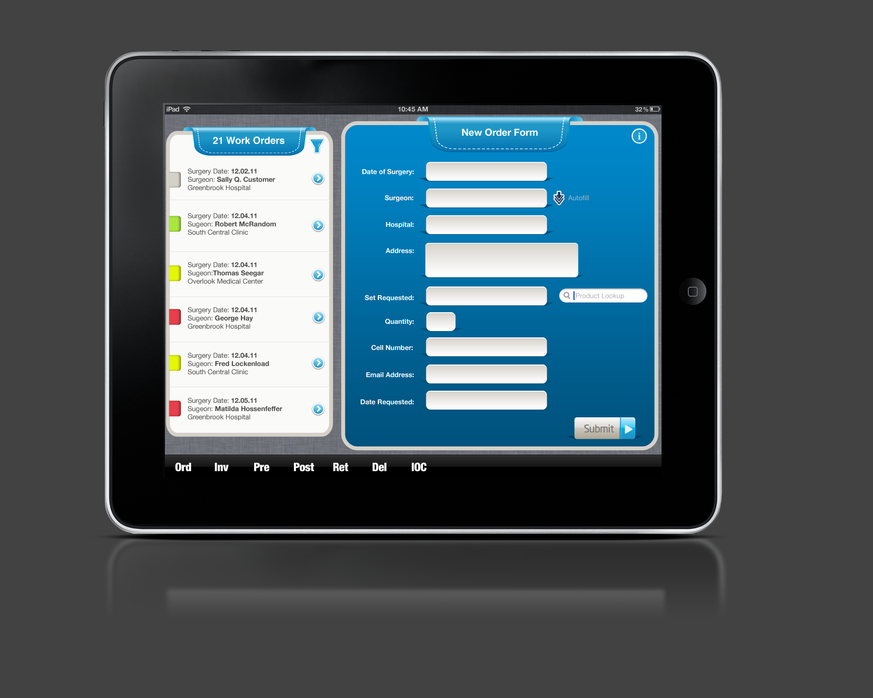 Going Mobile with SAP and the iPad - Excellis Interactive on organization order, internet order, iphone app order, ios 8 app order,