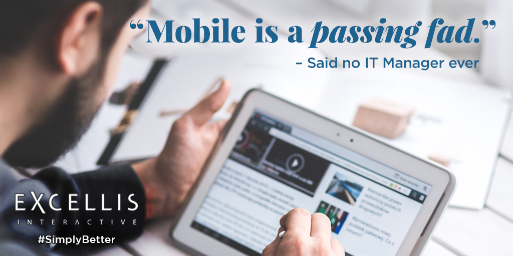 Mobile Strategy: Mobile is a Passing Fad