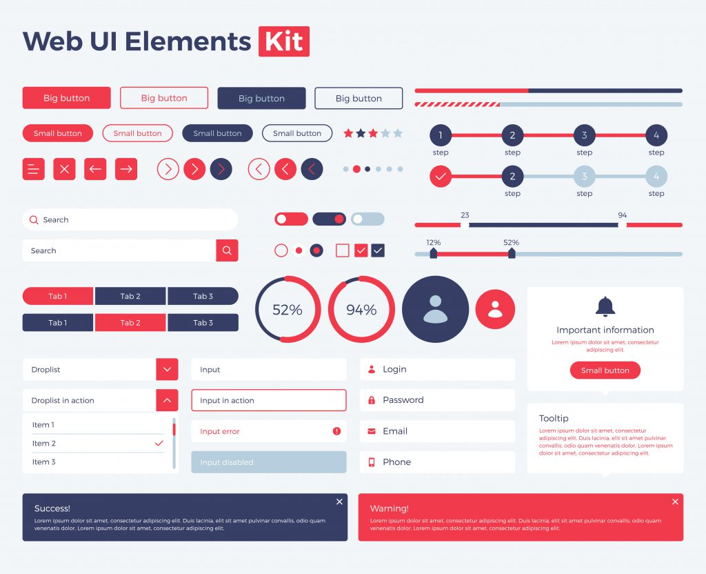 Enterprise UI Design System<br> <span style='color:#1A1A1A;font-size:24px;'>What It Is and Why Your Business Needs One</span>